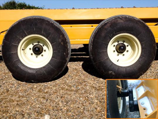 Bridgeview - Bale King 6200 Axle