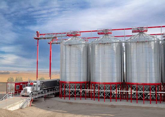 Bridgeview - Grain Express Conveyor