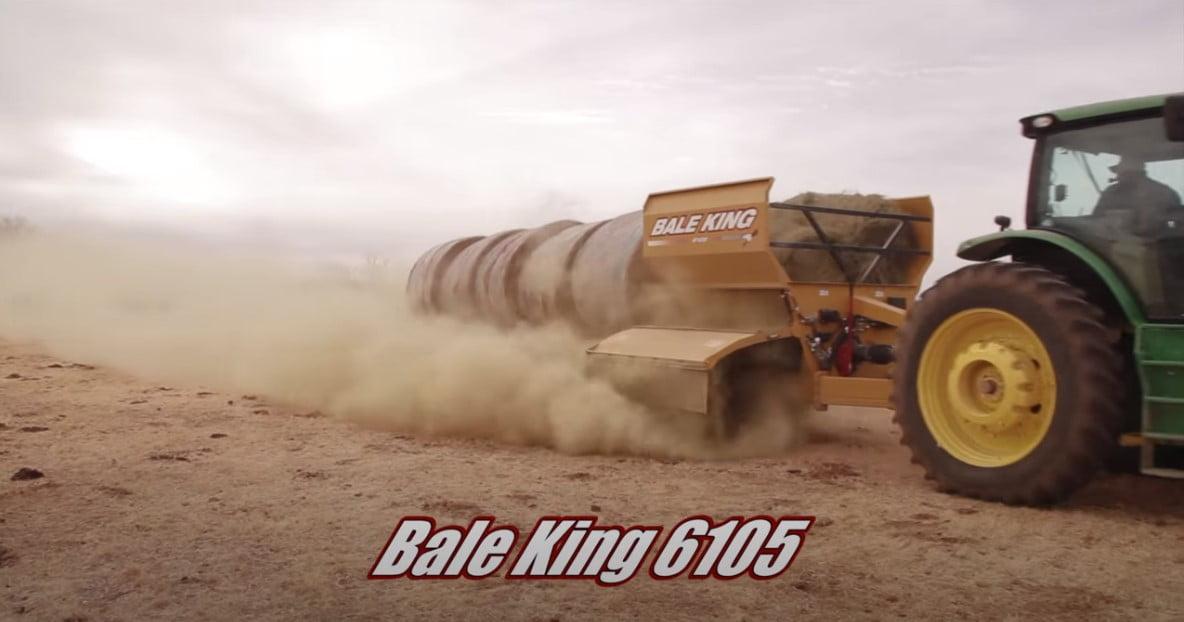 Bridgeview - Bale King 6105