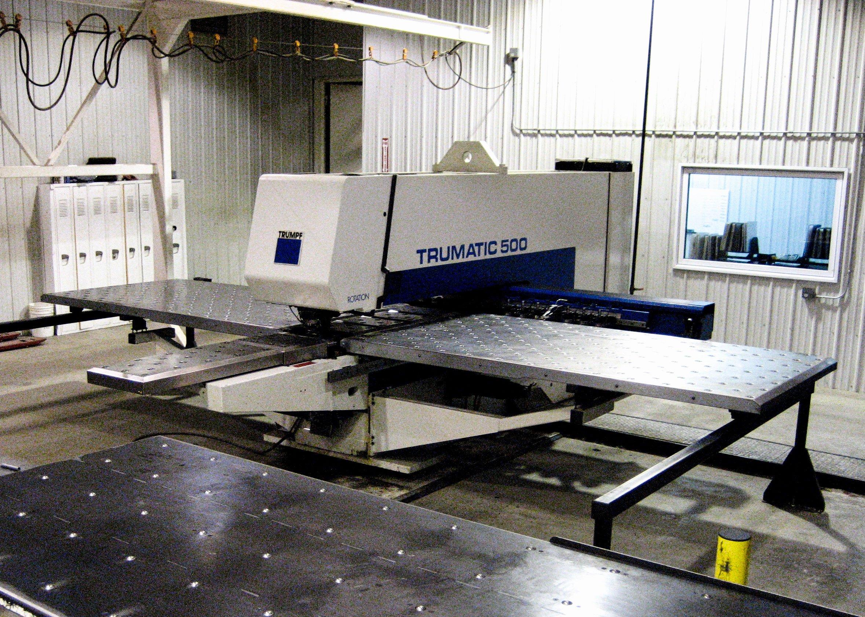 Bridgeview - Custom fabrication