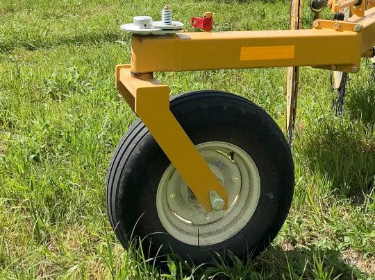 Bridgeview - Hay rake caster wheel
