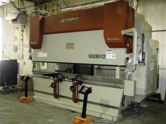Bridgeview - Custom fabrication - sheet metal forming