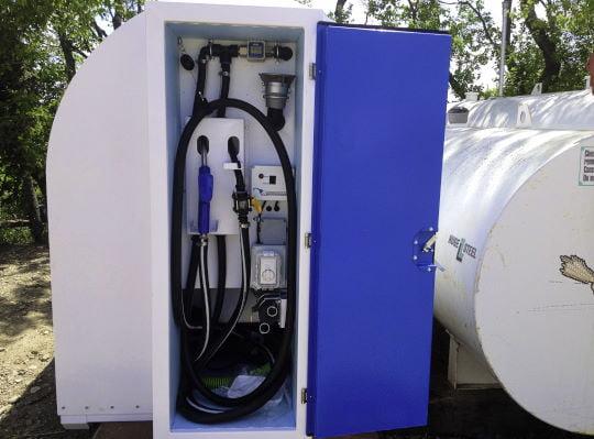Bridgeview fluid solution - diesel exhaut fluid dispense