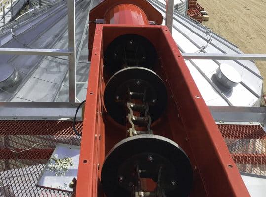 Bridgeview - Grain express conveyor chain
