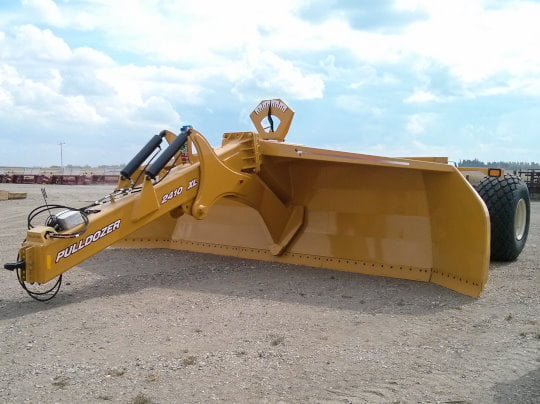 Bridgeview - Pulldozer 2410XL trencher blade