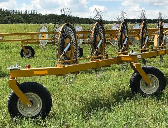 Bridgeview - Bale King VR581 rake extension kit