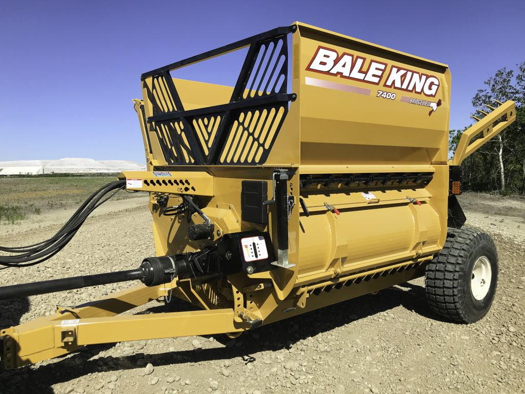 Bridgeview - Bale King 7400 Front